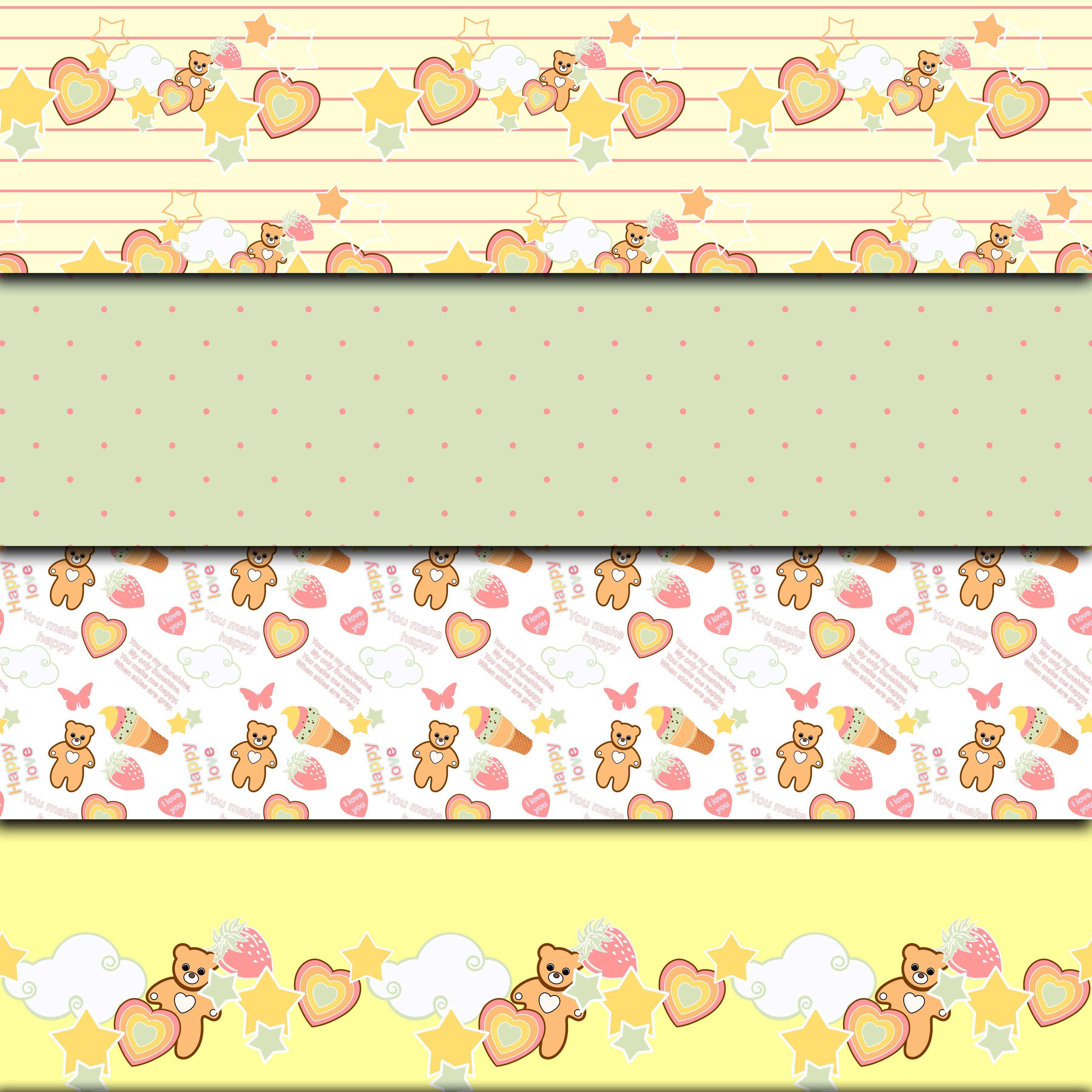 #scrapbooking #cute #digitalpaper #craft #digitaldocuments #patterns #backgrounds #etsy #download #printable