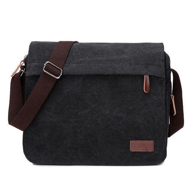 Retro Casual Canvas Bag Shoulder Crossbody Messenger Bag Satchel Bag Handbag New
