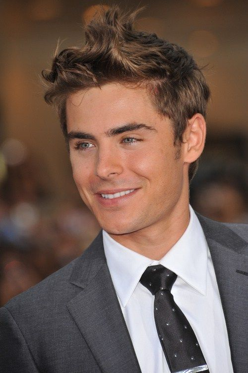 Zac Efron Hairstyles 20 Best Mens Hair Looks Faces 2