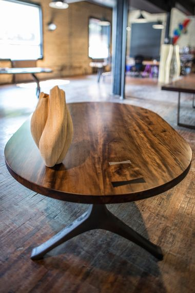 Buy The Oval Center Tables Tables Furniture Dering Hall