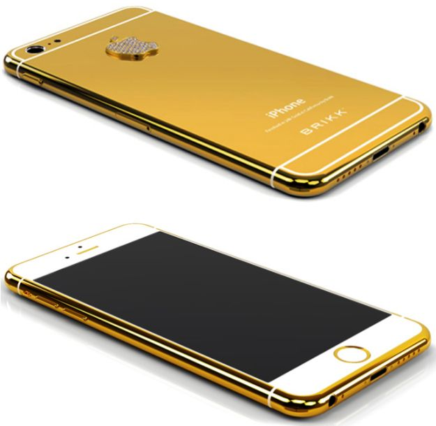 premium selection 1670e be43b iPhone 6 24-karat-gold version available for pre-order The iPhone 6 ...