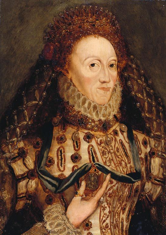 Elizabeth I (15331603) The Royal Collection Elizabeth