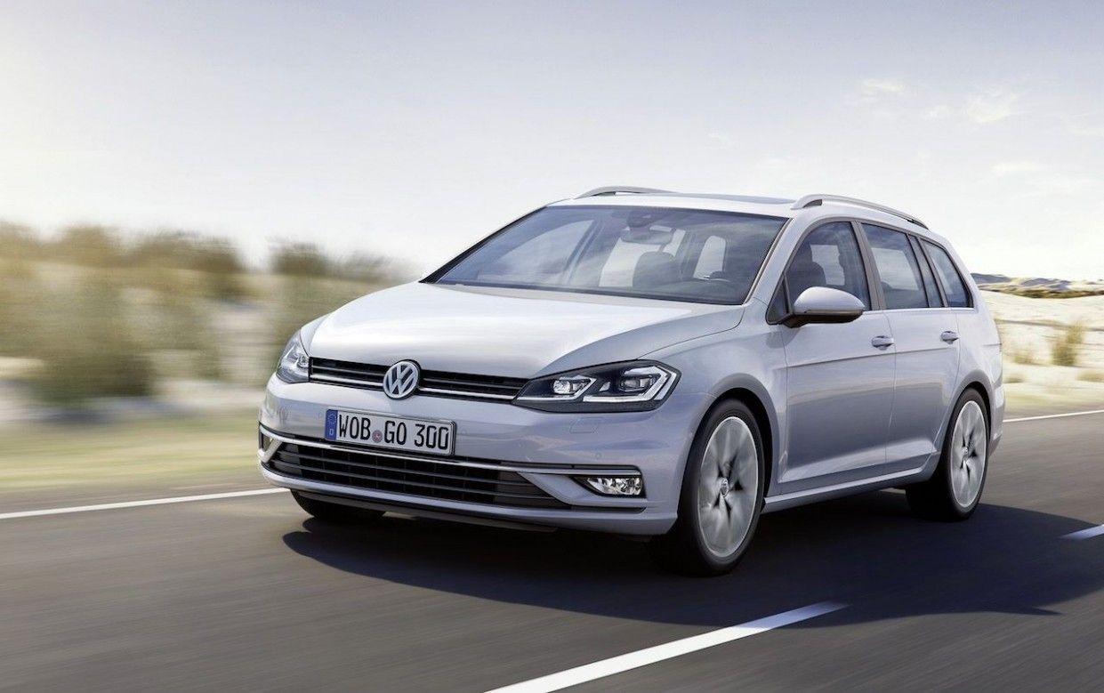 2021 Volkswagen Golf Sportwagen Ratings