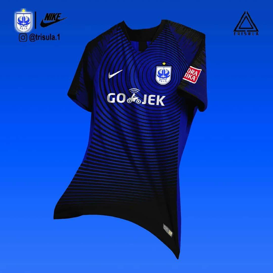 Trisula Di Instagram Psis Semarang Home Kit Concept Follow Trisula 1 Uniformes Futebol Roupas Esportivas Futebol