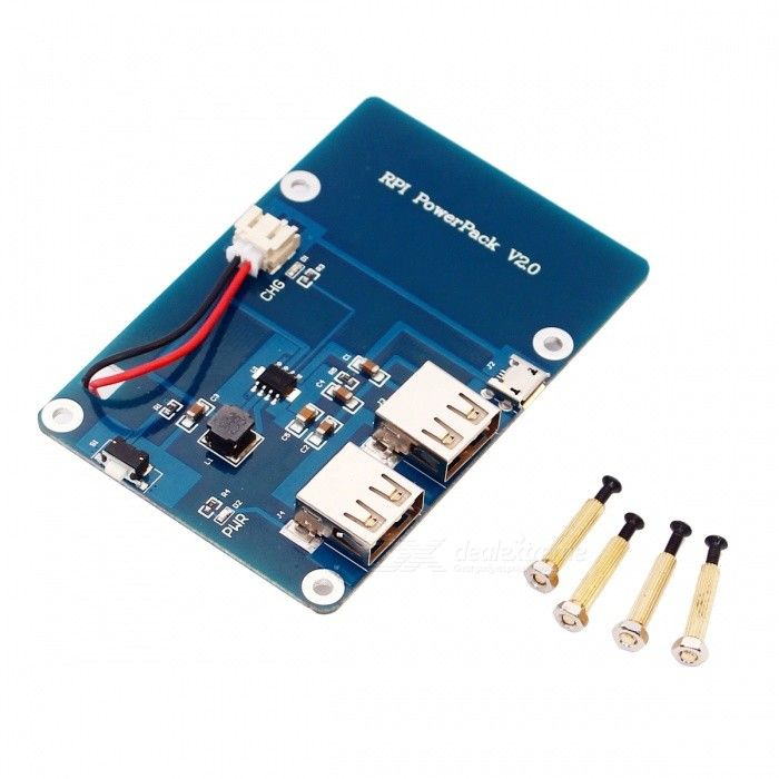 Power Supply Expansion Board for Raspberry Pi 3 Model B - Blue. Find the cool gadgets at a incredibly low price