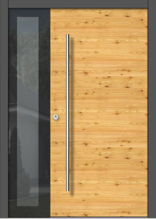 Haustüren holz modern  M 101 + ST VETRO | haus | Pinterest | Haustüren, Eingangstür und Türen