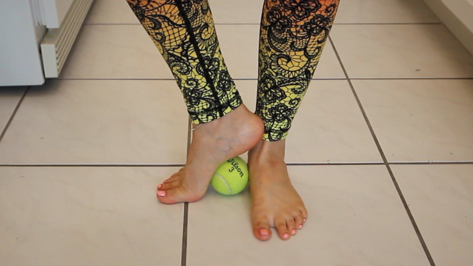 """Yoga Therapy For Your Feet """"Your feet set the stage for"""