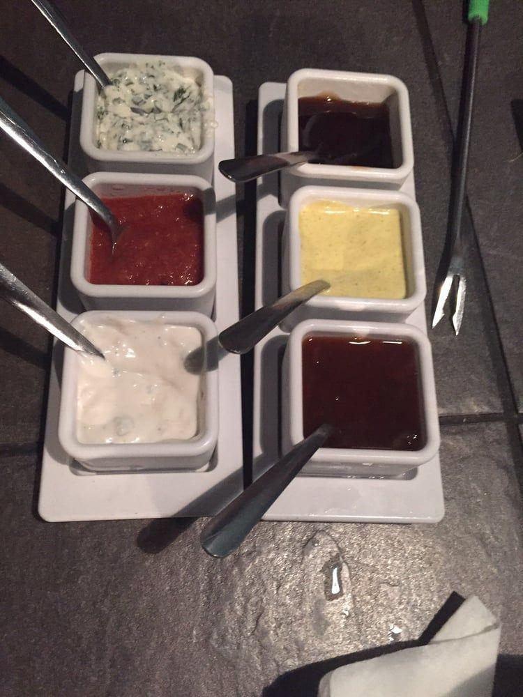 The Melting Pot Dipping Sauces Recipe Melting Pot Recipes Fondue Recipes Meat Fondue Recipes Cheese