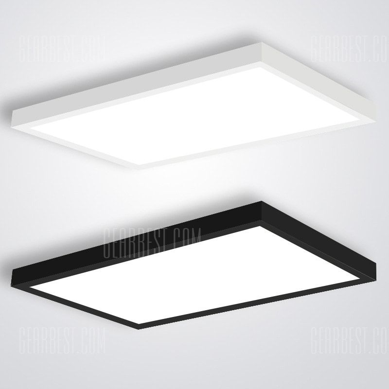 Ultra Thin Led Lamp Panel Light Nordic Simple Rectangular Flat Ceiling Lamp 3004509001000 Sale Price Reviews Gearbest Mobile Ceiling Lamp Ceiling Lights Low Ceiling Lighting
