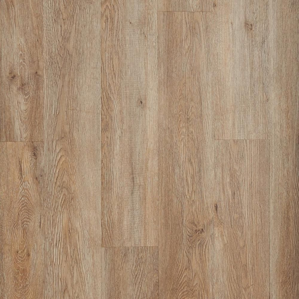 NuCore Driftwood Oak Plank with Cork Back 6.5mm