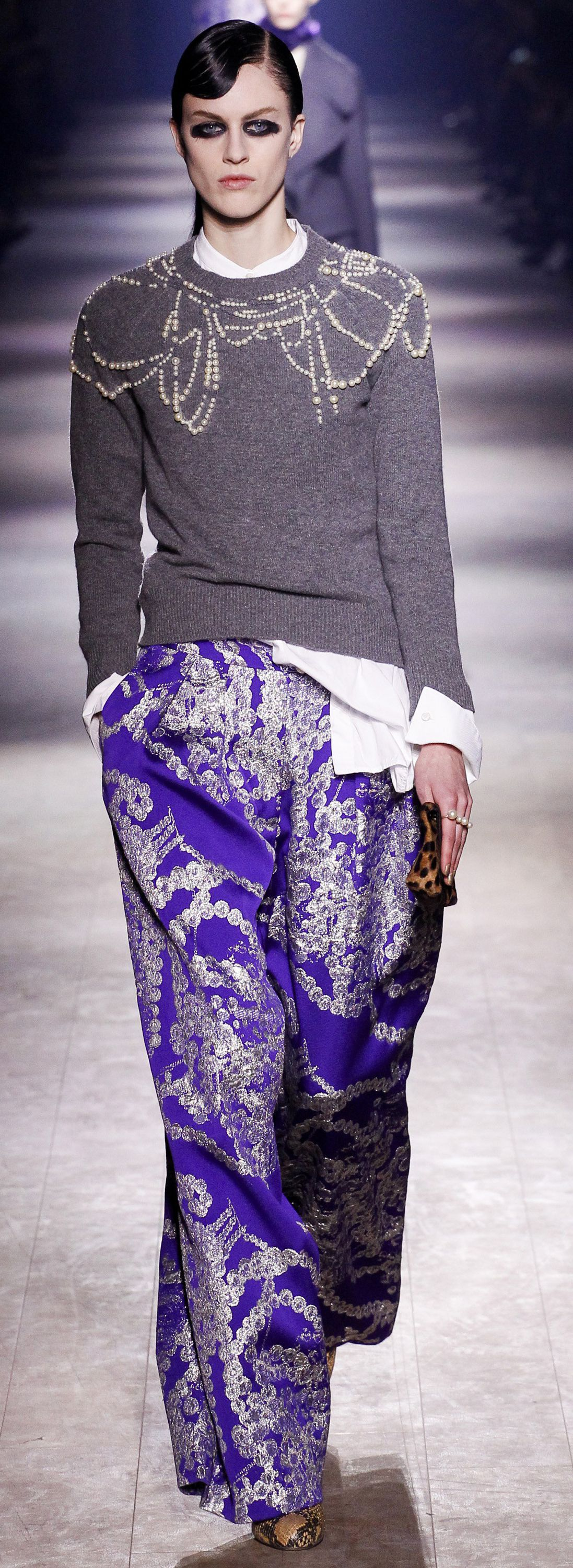 Dries Van Noten - Fall 2016
