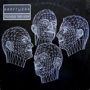 """Kraftwerk - Musique Non Stop: buy 12"""" at Discogs #kraftwerk #germanelectronic"""