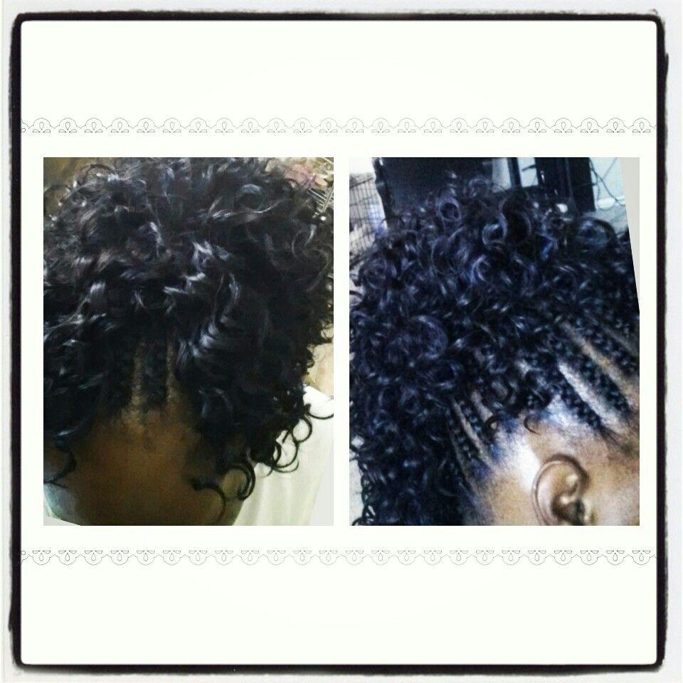 Mohawk sewin protective natural hair pinterest mohawks