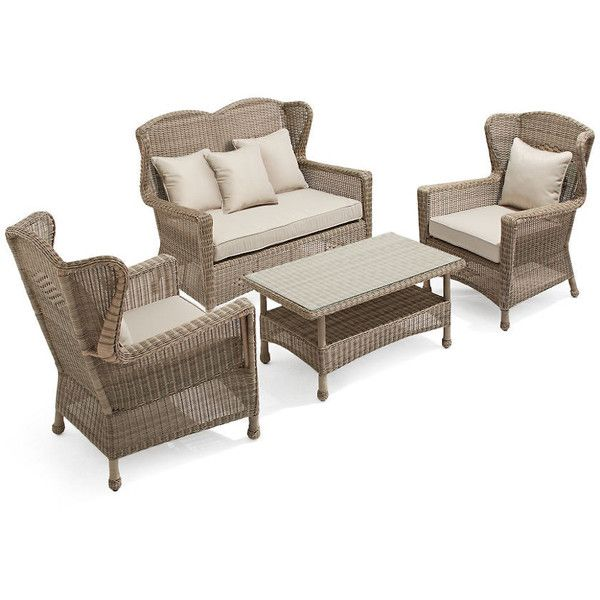 Hudson S Bay 1 300 Liked On Polyvore Featuring Home Outdoors Patio Furniture Outdoor