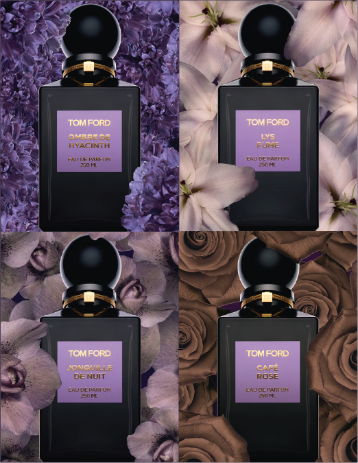 Opulent Scrawls Tom Ford Fragrance Perfume Cosmetics Photography