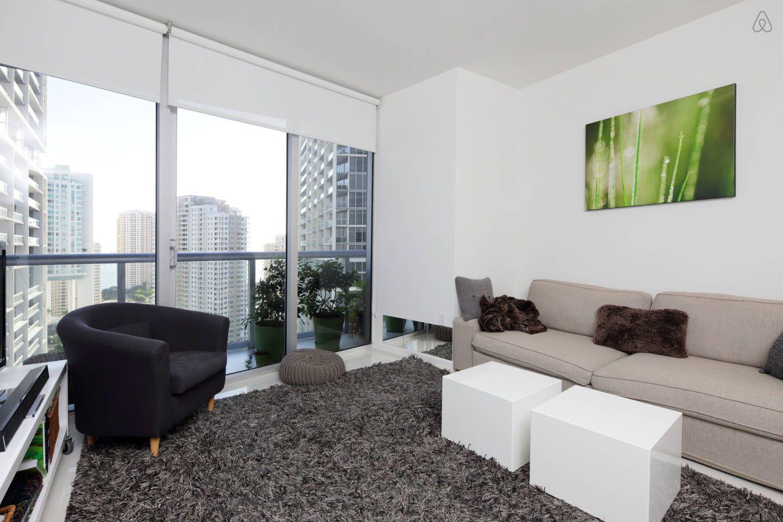 Brickell Icon Viceroy 1 Bedroom Vacation Rental In Miami