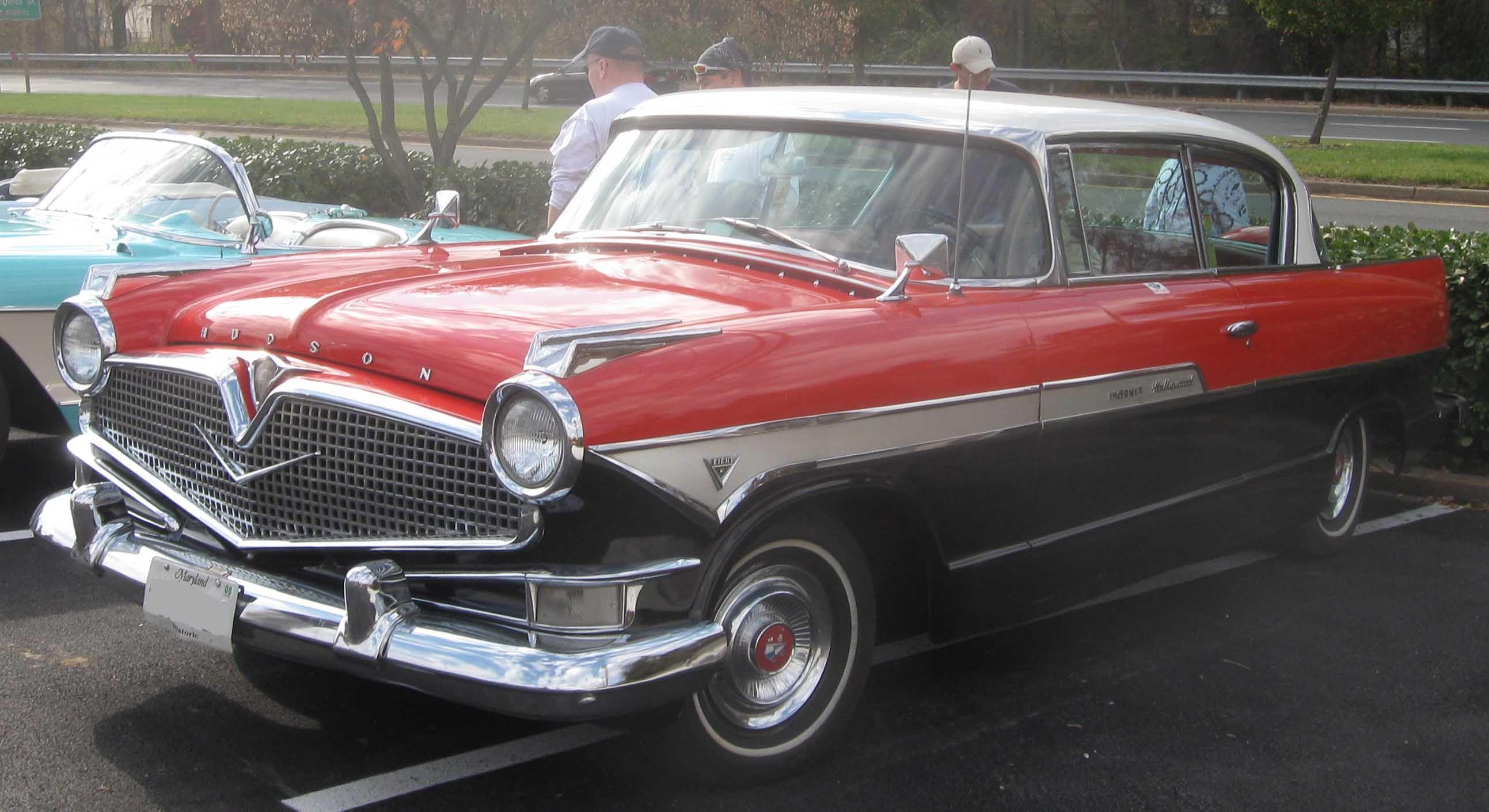 Hudson Hornet - Wikipedia, the free encyclopedia | Cars*Chrome*Fins ...