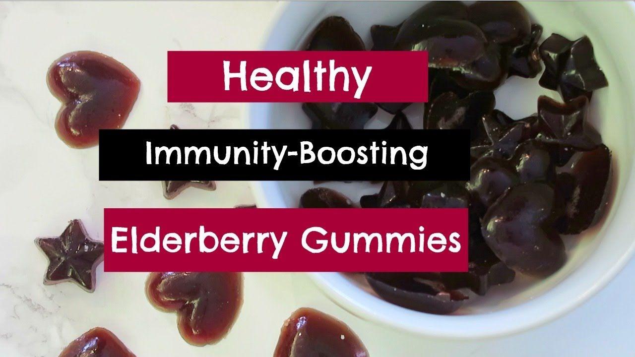 Easy immunityboosting elderberry gummies elderberry