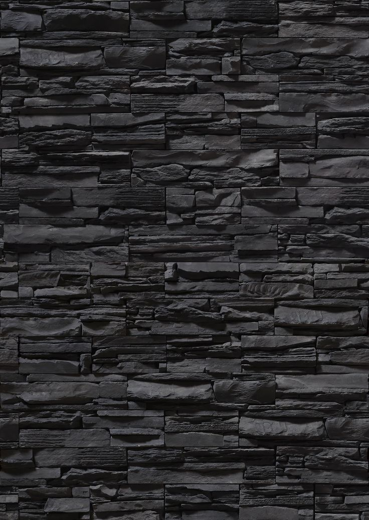 Black Stone Wall Texture Stone Stone Wall Download Background