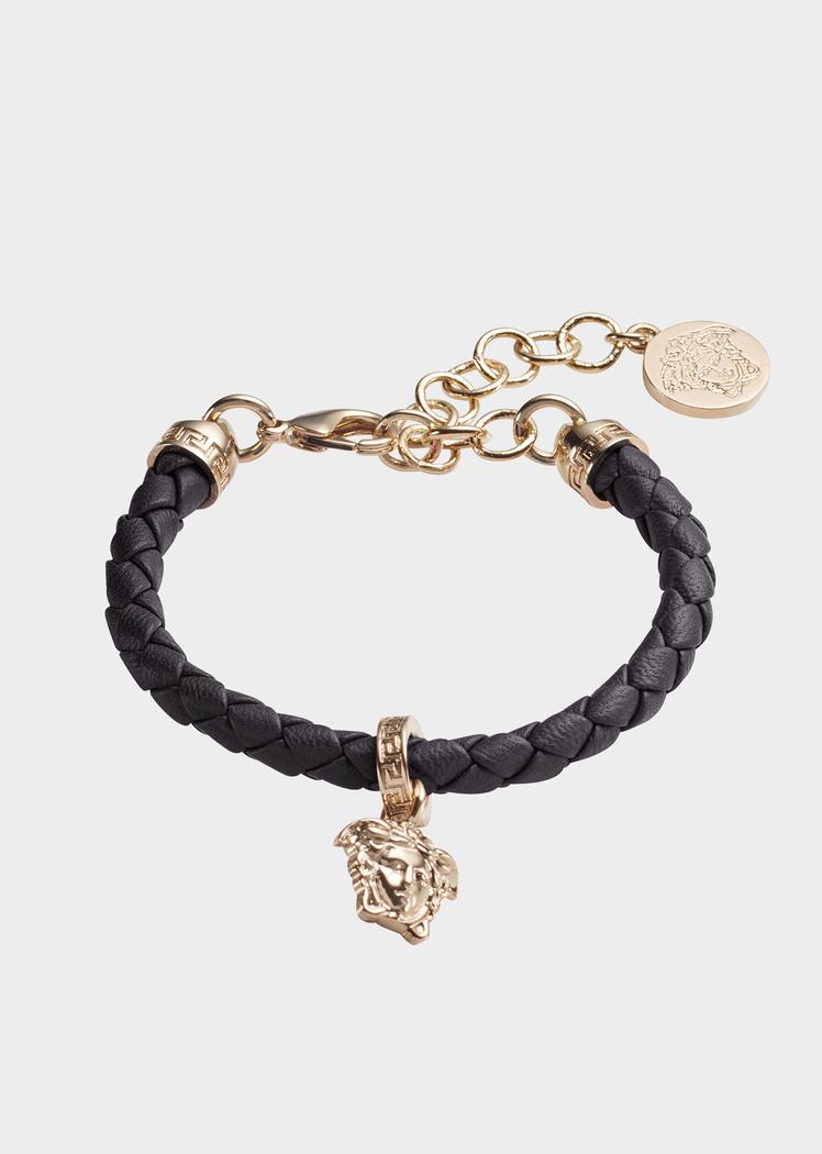 72f4626748 Braided Leather Charm Bracelet for Men | Official Website in 2019 ...