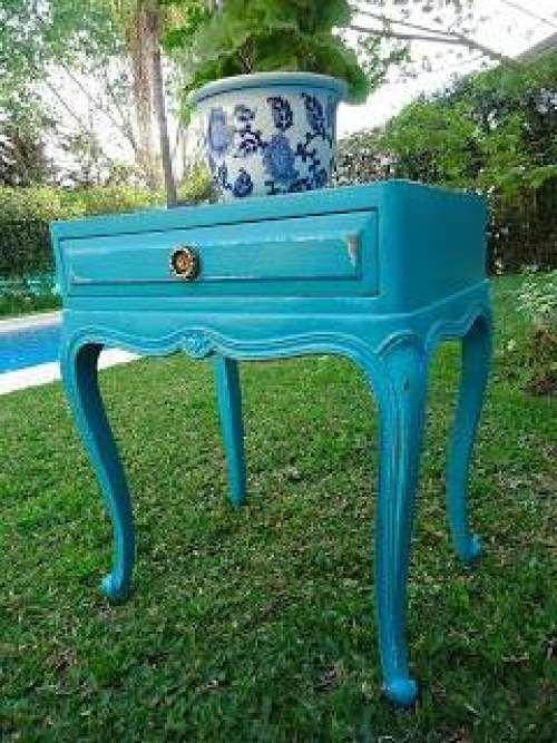 17-pintar-muebles-azul-turquesa | Decoración | Pinterest
