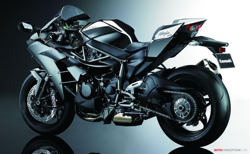 Kawasaki H2R For Sale >> Kawasaki Previews Next Generation Motorcycle Design Tokyo