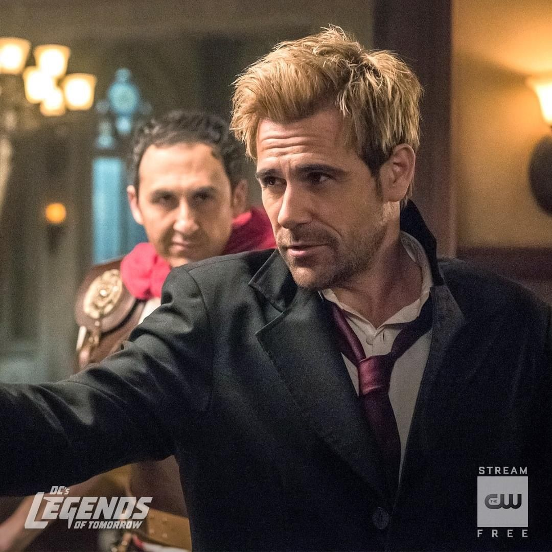 Pin By Madison Ayton On Dc Legends Of Tomorrow In 2020 John Constantine Constantine Dc Legends Of Tomorrow