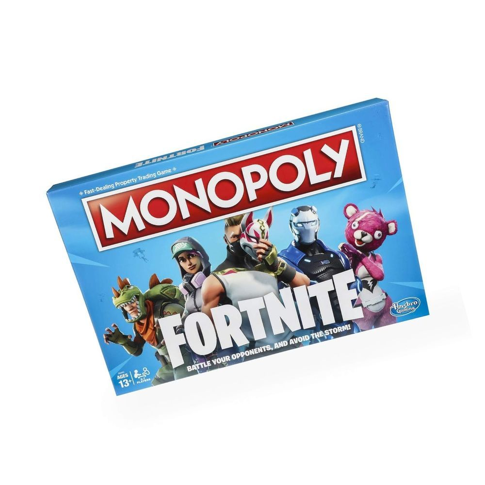 Monopoly Fortnite Edition Board Game Inspired By Fortnite New