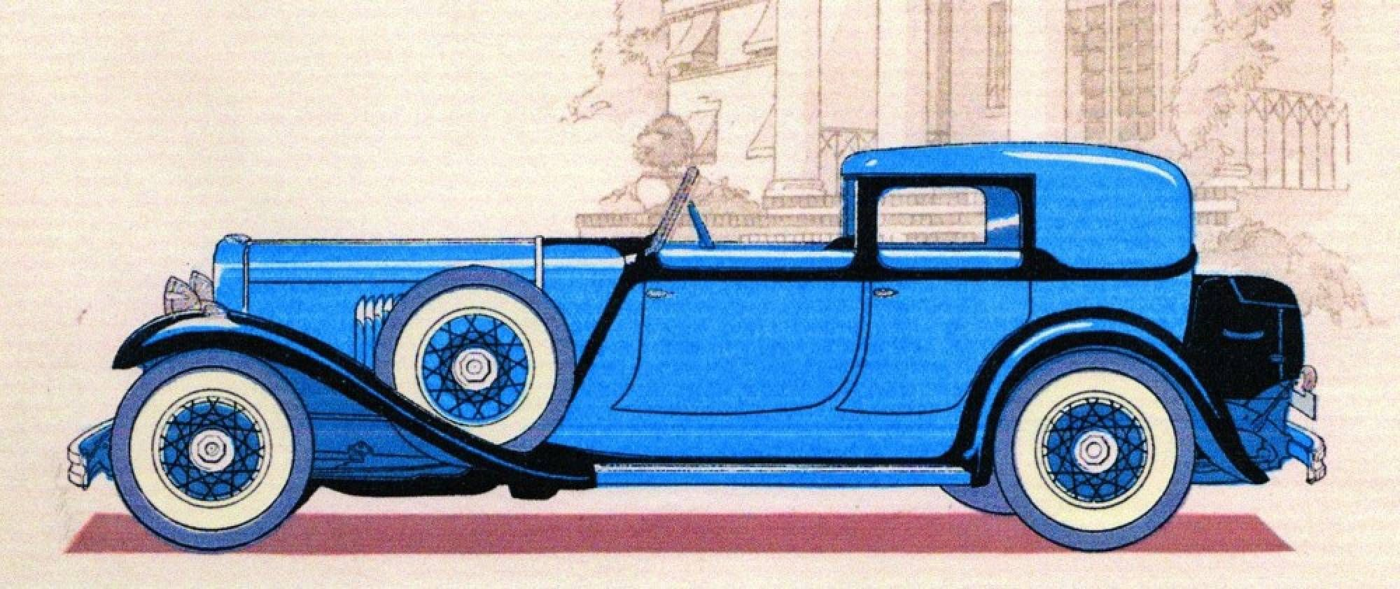1930 DuPont Model G Town Car by Waterhouse of Merrimac, | Car ...