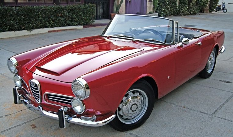 Alfa Romeo Spider Available For Sale At Goodmanreedcom - Alfa romeo spider 1966 for sale
