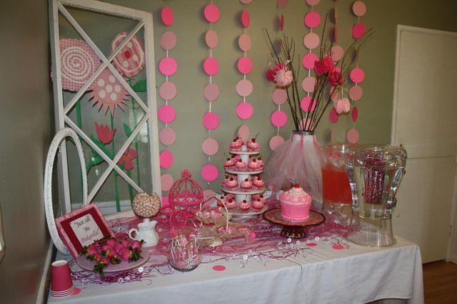 Pinkalicious Party #pinkalicious #party