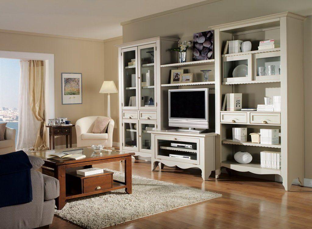 muebles para poner la televisin provenzales o clsicos renovados