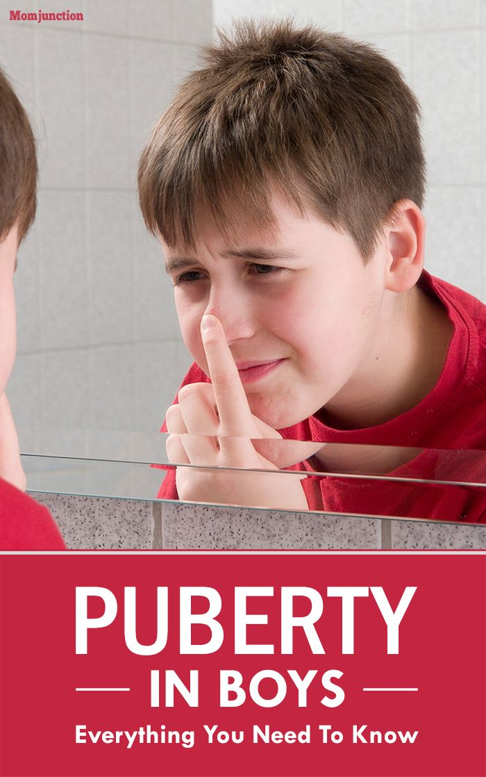 Puberty In Boys: Its Stages And Bodily Changes | Being Mama
