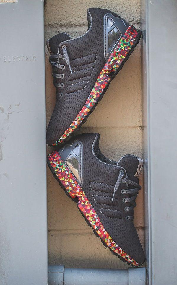 Chaussure Adidas ZX Flux 58 Trail Adidas Homme Adidas ZX +