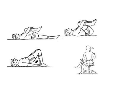 LOWER BACK STRETCHES FOR PAIN FOR PAIN RELIEF AND PREVENTION