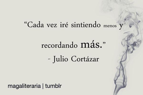 Pin En Julio Cortazar