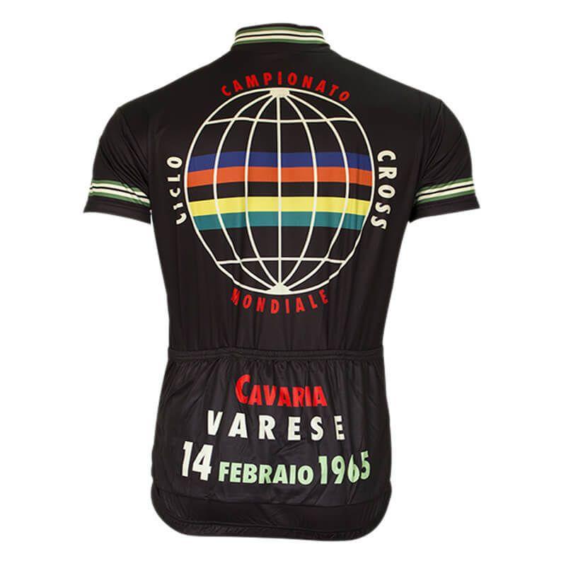 a9996e859 Retro Men 1965 Ciclo Cross Cycling Jersey