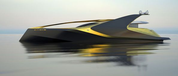 X-SYM 125, Yacht by S-MOVE DESIGN
