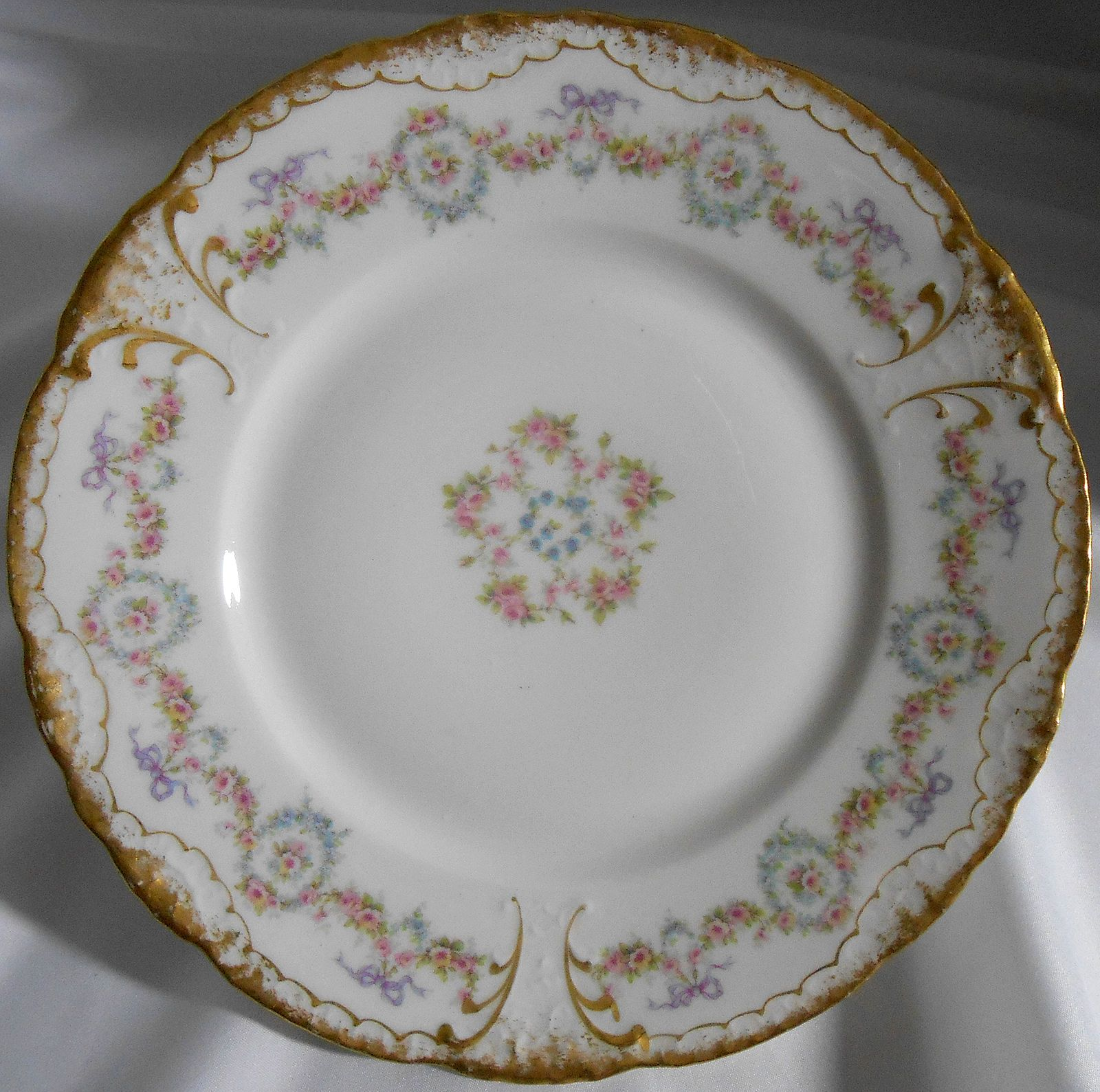 Details About Theodore Haviland Limoges France Covered