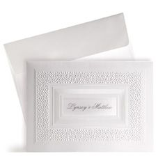Classic Wedding Invitations UK| Vintage Invitations - WeddingSOON