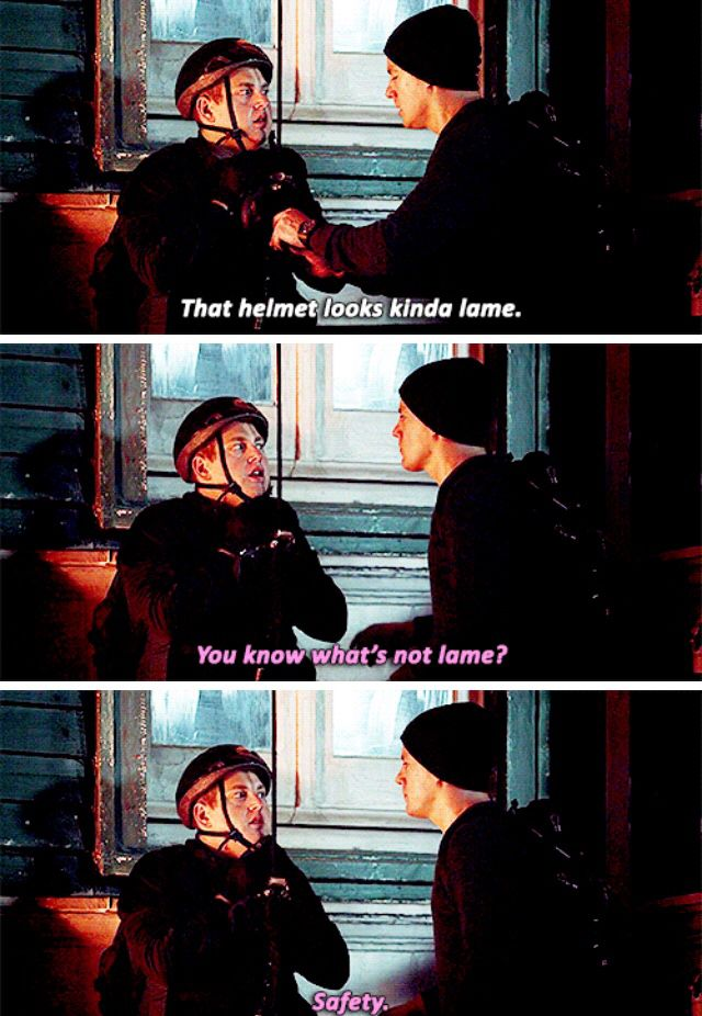 Safety Is Never Lame Xd Funny 22 Jump Street Movies Funny Movies