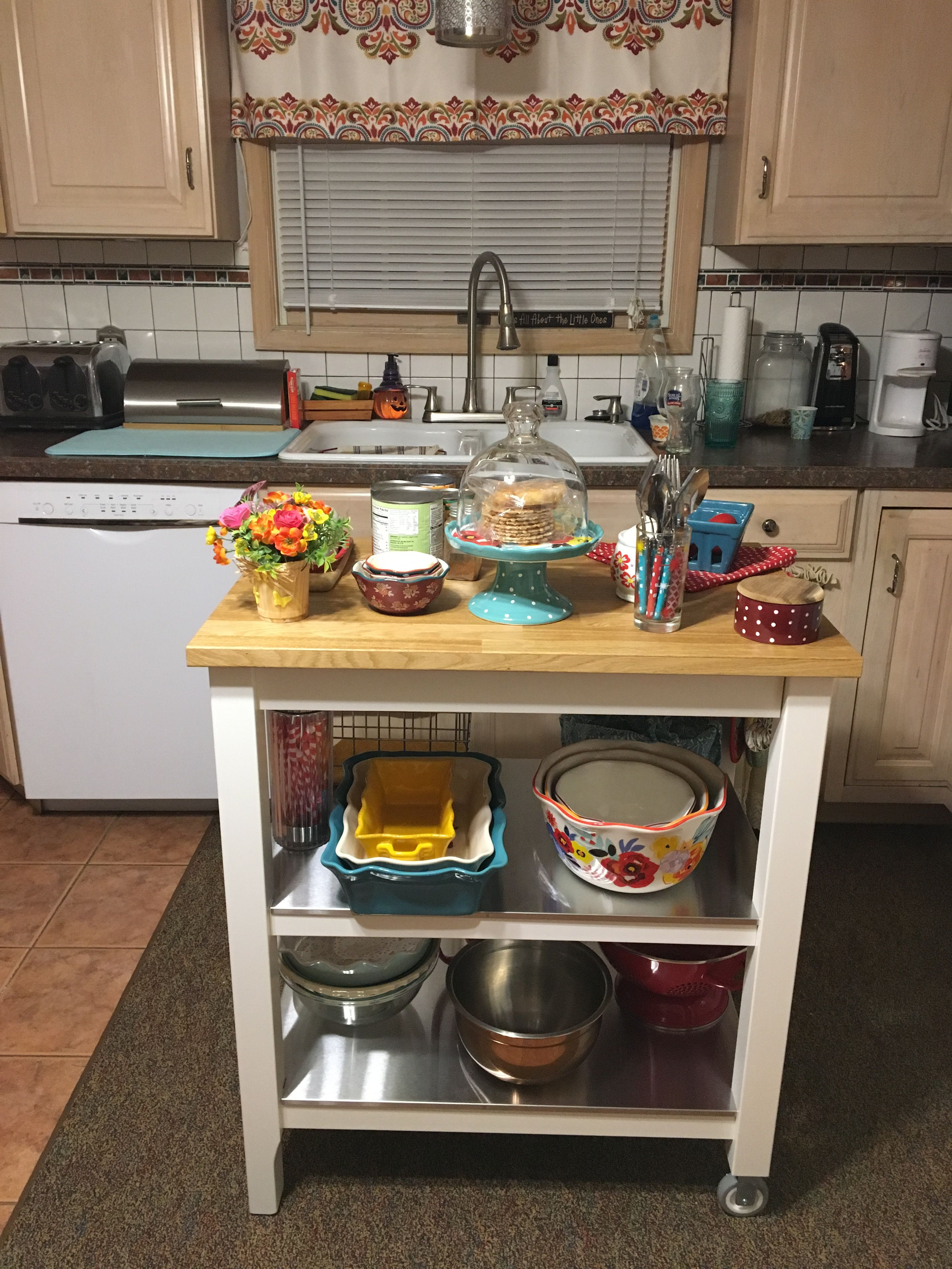 My Pioneer Woman Work Station Pioneer Woman Kitchen Pioneer Woman Kitchen Decor Pioneer Woman Dishes