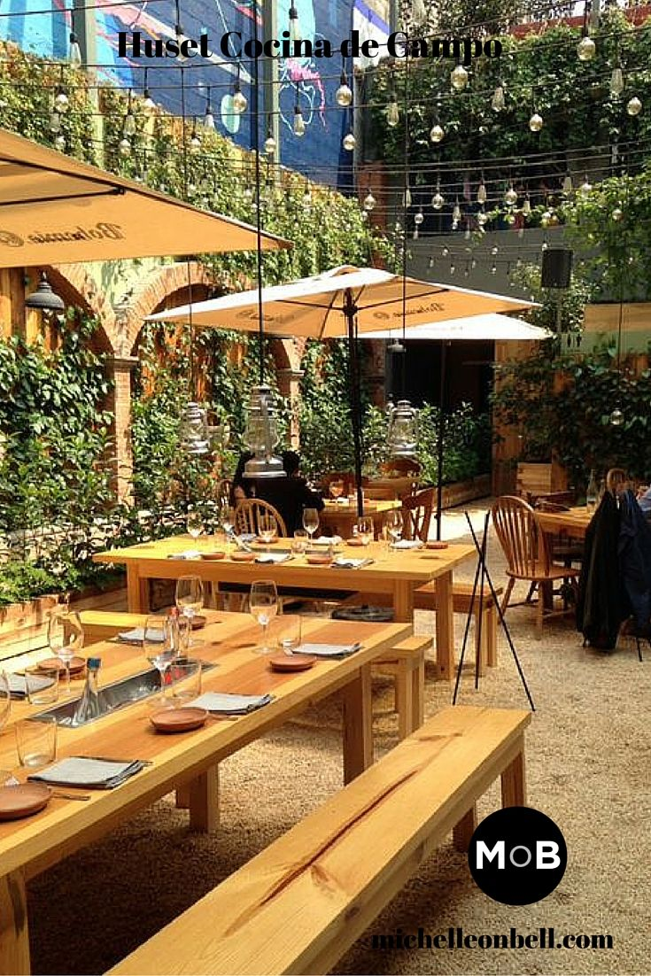 Huset Cocina de Campo, one of the hottest restaurants in Mexico City ...
