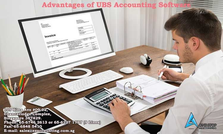 Advantages of UBS Accounting Software (With images