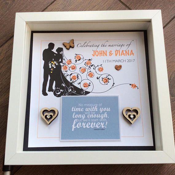 Wedding Couple Wedding Picture Mr Mrs Gift Wedding Gift