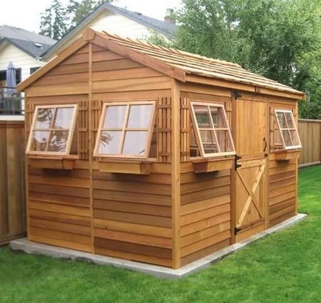 35+ Tiny house abri de jardin ideas