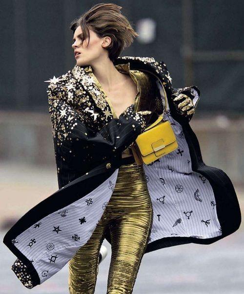 #Effetto Futuro - Alison Nix - Glamour Italia - September 2012