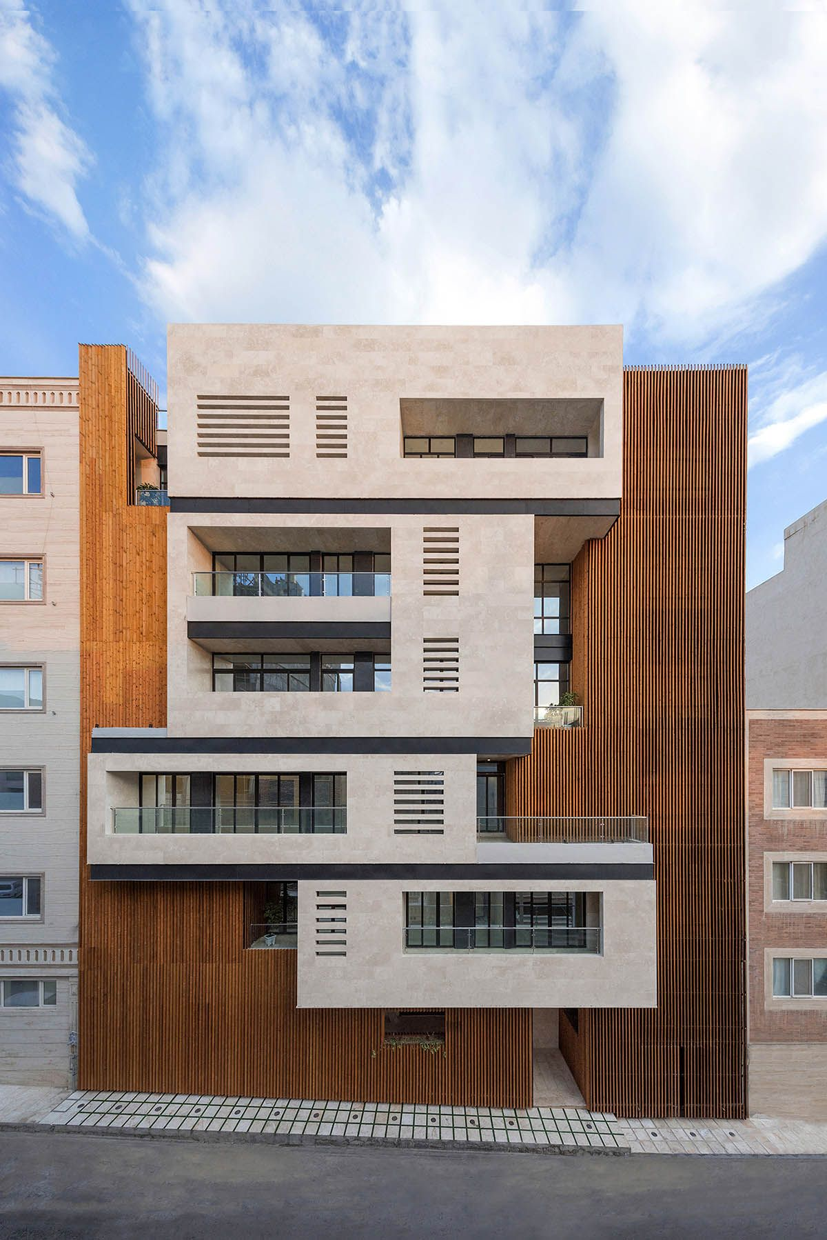 Limitations and Creativity in Designing Building Facades in Iran