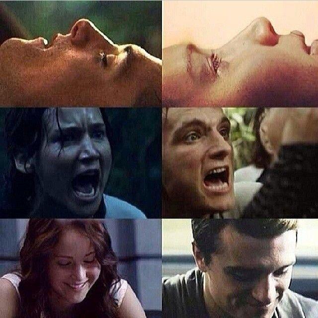 Peetniss - Peeta & Katniss - Los Juegos del Hambre - En ...