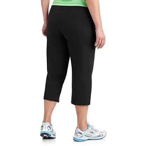 Women S Plus Size Dri More Core Capri Pants Activewear Casual Wear By Danskin Casual Wear Plus Size Capri Pants